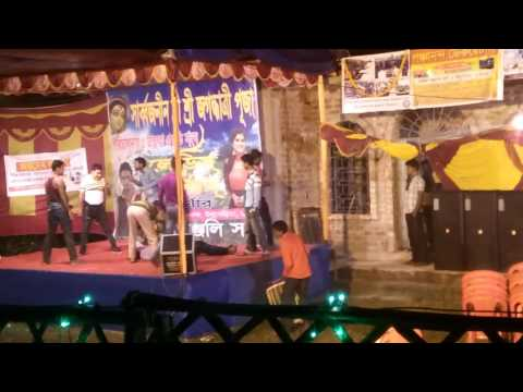 Dahuka progoti sangha matal dance 2016