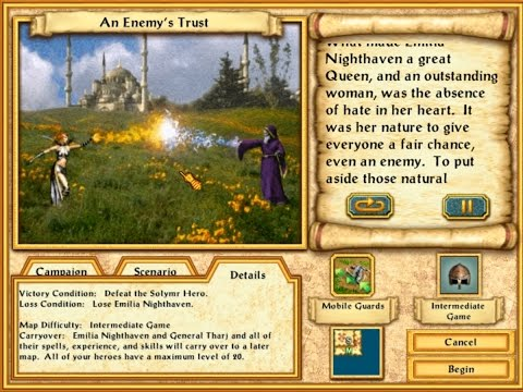 HoMM Campaign IV: An Enemy's Trust Part 27