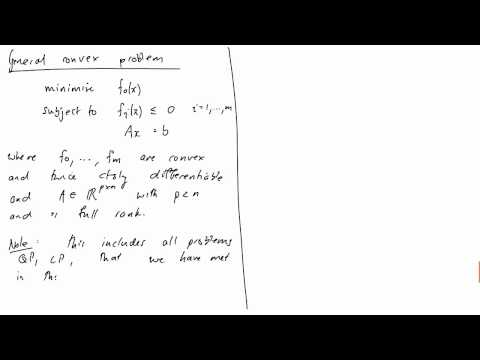 Lecture 22: Newton's method in optimization