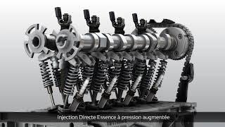 Un nouveau moteur 1.3 litre essence turbo à injection directe Renault-Daimler