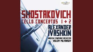 Cello Concerto No. 1 in E-Flat Major, Op. 107: II. Moderato