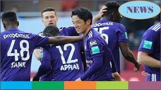 森岡亮太、PK獲得で勝利に貢献。2人退場の窮地を乗り越える【Kazuo】