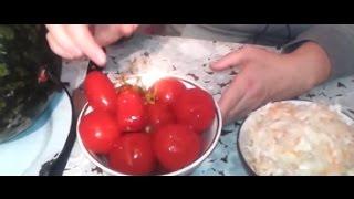 Закуски   национальное достояние  Капуста, огурцы, помидоры сало, грибы, арбуз