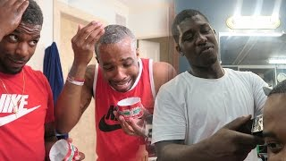 100 Layers Of Black People Wave Grease! + Meet My Barber In The Barber Shop
