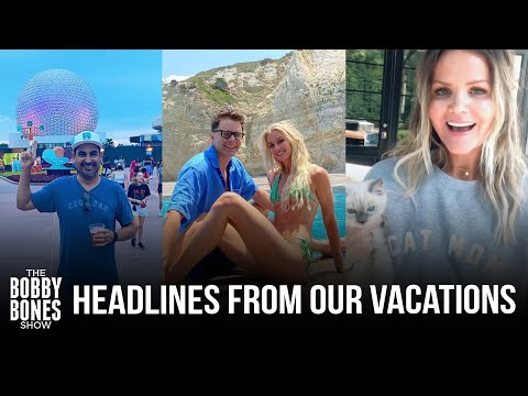 Everyone Shares The Best Moments From Their Vacations