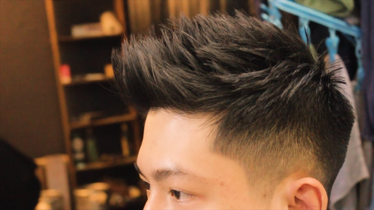 Short Quiff vs Modern Pompadour: 2 Kiểu tóc Undercut ĐỈNH CAO cho nam   Tổng hợp các thông tin liên quan đến tóc nam dựng chuẩn nhất