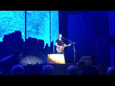 Ed Sheeran Melbourne 2018 - Thinking Out Loud (Divide World Tour)