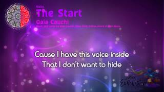 "Gaia Cauchi - ""The Start"" (Malta)"