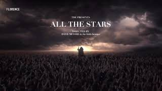 Kendrick Lamar, SZA - All The Stars. (Without Rap).