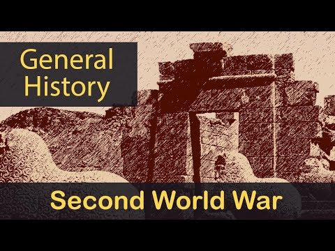 General History | Concentration Camp Of Japanese - Americans | Second World War | Lecture 1