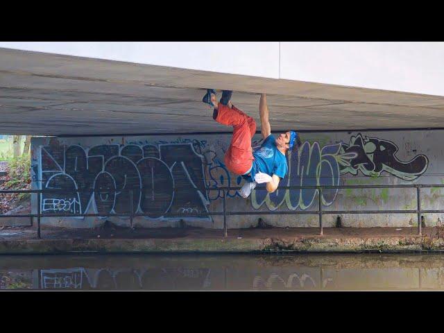 Bassline - The UK's Longest Urban Roof Climb