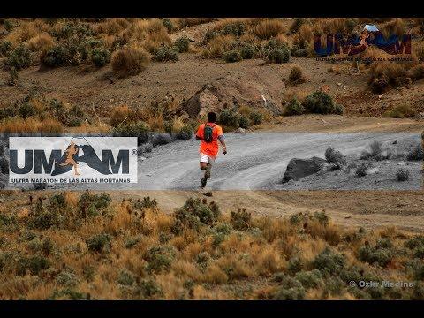 UMAM 2017 Ultra Maratón de las Altas Montañas