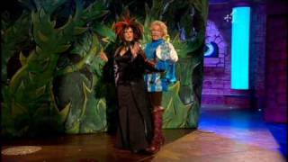 Paul O'Grady Show - LAST EVER Christmas Panto - 2009 - Part 4