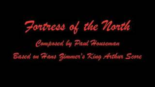Paul Houseman - Fortress of the North (Hans Zimmer tribute)