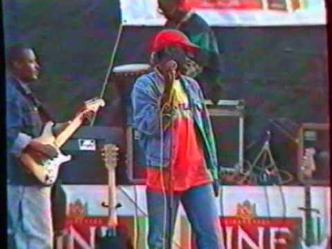Alpha Blondy  Live in Abidjan 1991 - PART (3) Papa Bakoye & Babylon Kêlê - Côte d'Ivoire Abidjan