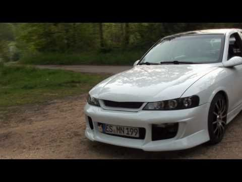 Opel Vectra B Tuning Projekt Trailer HD