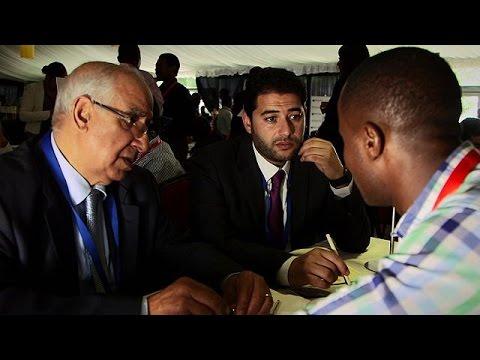 African Business Connect Forum: Von Marokko aus Afrika vernetzen - target