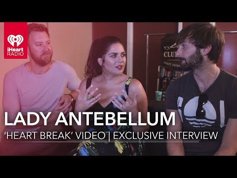 Lady Antebellum's Story Behind 'Heart Break' | Exclusive Interview