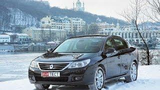 Renault Latitude - Первый тест ч.1