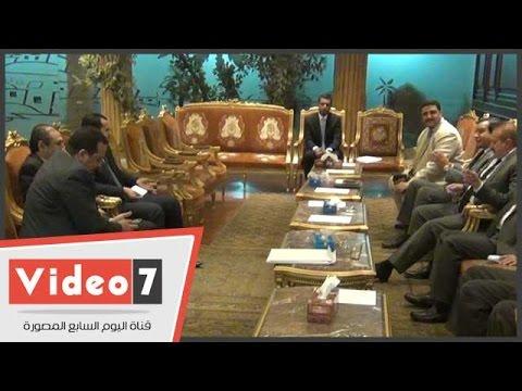 اليوم السابع : الأندية القضائية تقرر رعاية أسر شهداء القضاء فى الأحداث الإرهابية