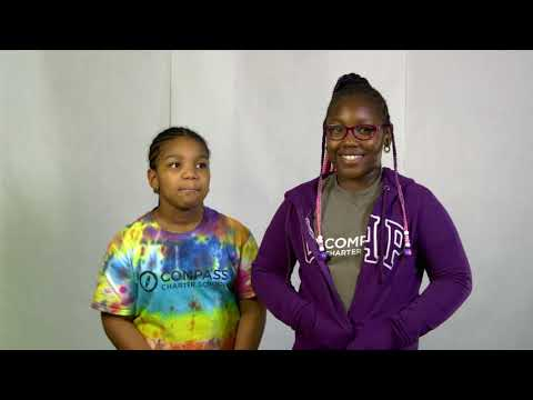 Let Your Voice Be Heard - Compass Charter School Fifth Grade