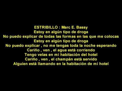 G-Eazy ft Marc E  Bassy - Some Kind Of Drug