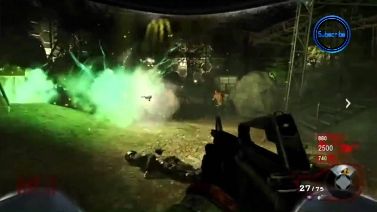 Black Ops! Moon Zombies Gameplay! - Rezurrection Map Pack - Call of on