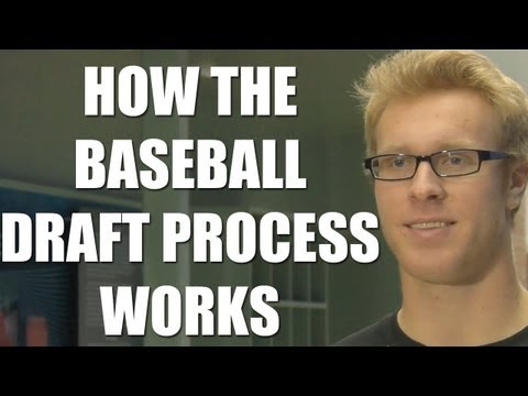 Mike Foltynewicz on how the baseball draft process works