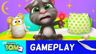 5 Crazy Things to do in My Talking Tom 2 (Gameplay Tips and Tricks)