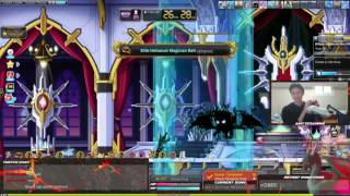 Playing MapleStory with PS3 Controller! (Stream Highlights)