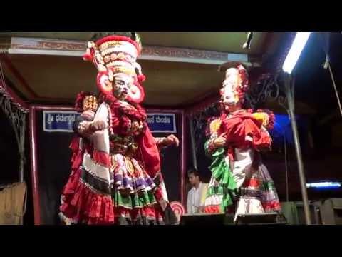 Yakshagana -- Narayana patali padumale as Jara