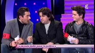 Babass [40] Je suis indic pour la police avec Garnier et Sentou & Les Lascars gays #ONDAR