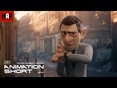 "CGI 3D Animated Film Teaser ""AGENT 327: OPERATION BARBERSHOP""- Trailer by Blender Animation Studio"