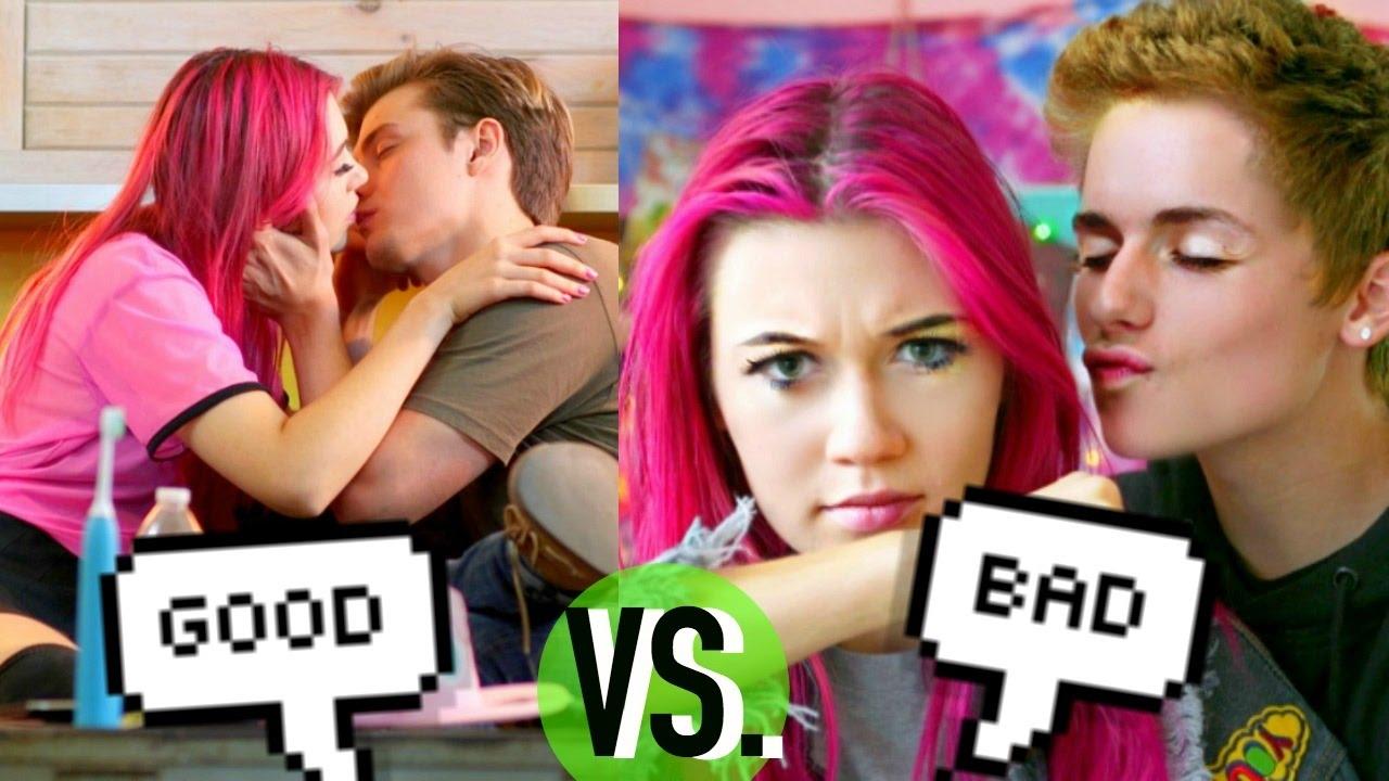 Good relationship vs bad relationship