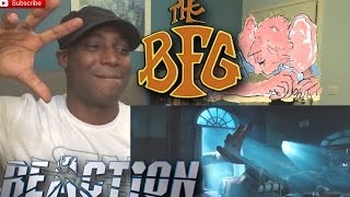 Disney's The BFG - Teaser Trailer - REACTION!