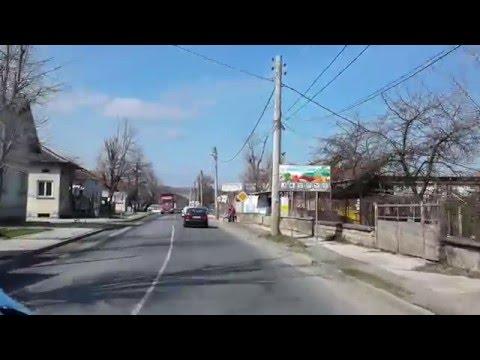 Trip to village in Bulgaria -ride from Sofia to veliko tarnavo