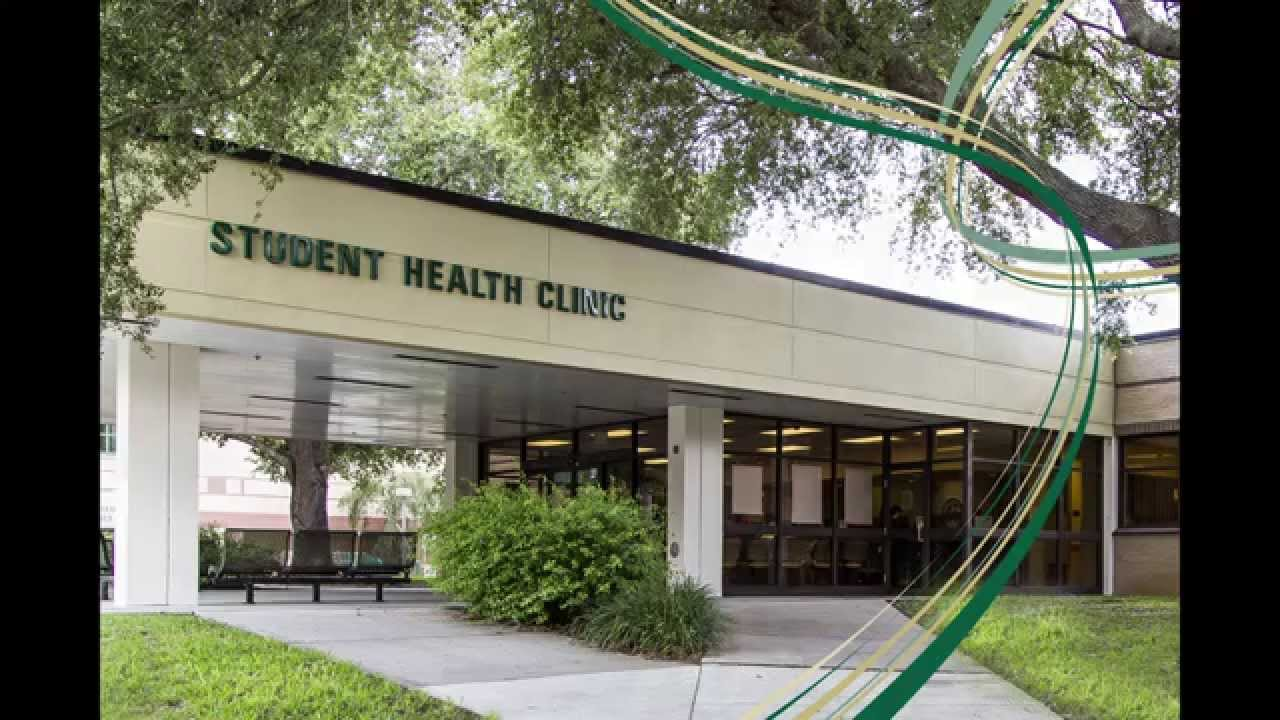 USF Student Health Services - YouTube