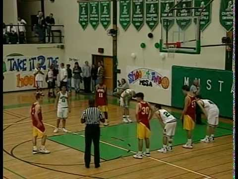 Estancia vs Costa Mesa - Basketball Game - 1997