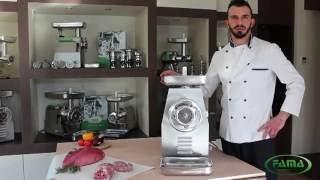 Masina de tocat carne profesionala