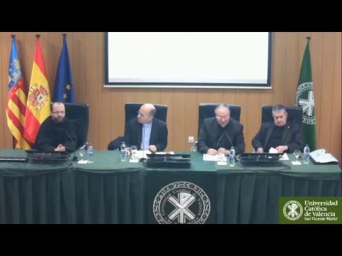 Fr.Jozef Ržonca «Vigencia actualidad de la teología de la caridad de Sto. Tomas de Villanueva. »