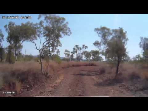 Video 93-Gibb River Road-Mornington-To Bluebush and back to campsite
