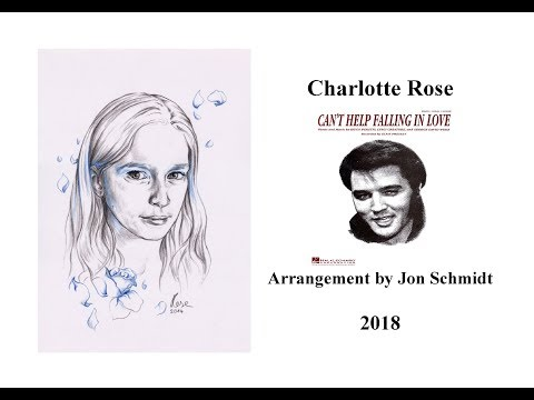 Charlotte Rose Can´t help falling in love
