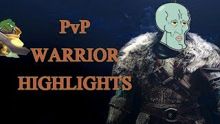 Arms Warrior PvP Highlights WoW 7.3.5 - Some High IQ Plays!