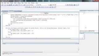 Cara validasi karakter harus angka pada visualbasic vb net