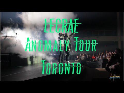 Lecrae Anomaly Tour Youtube
