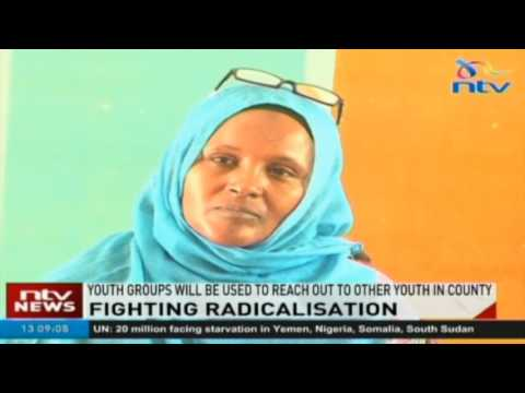 NGO partners with 15 youth groups in Garissa to fight extremism