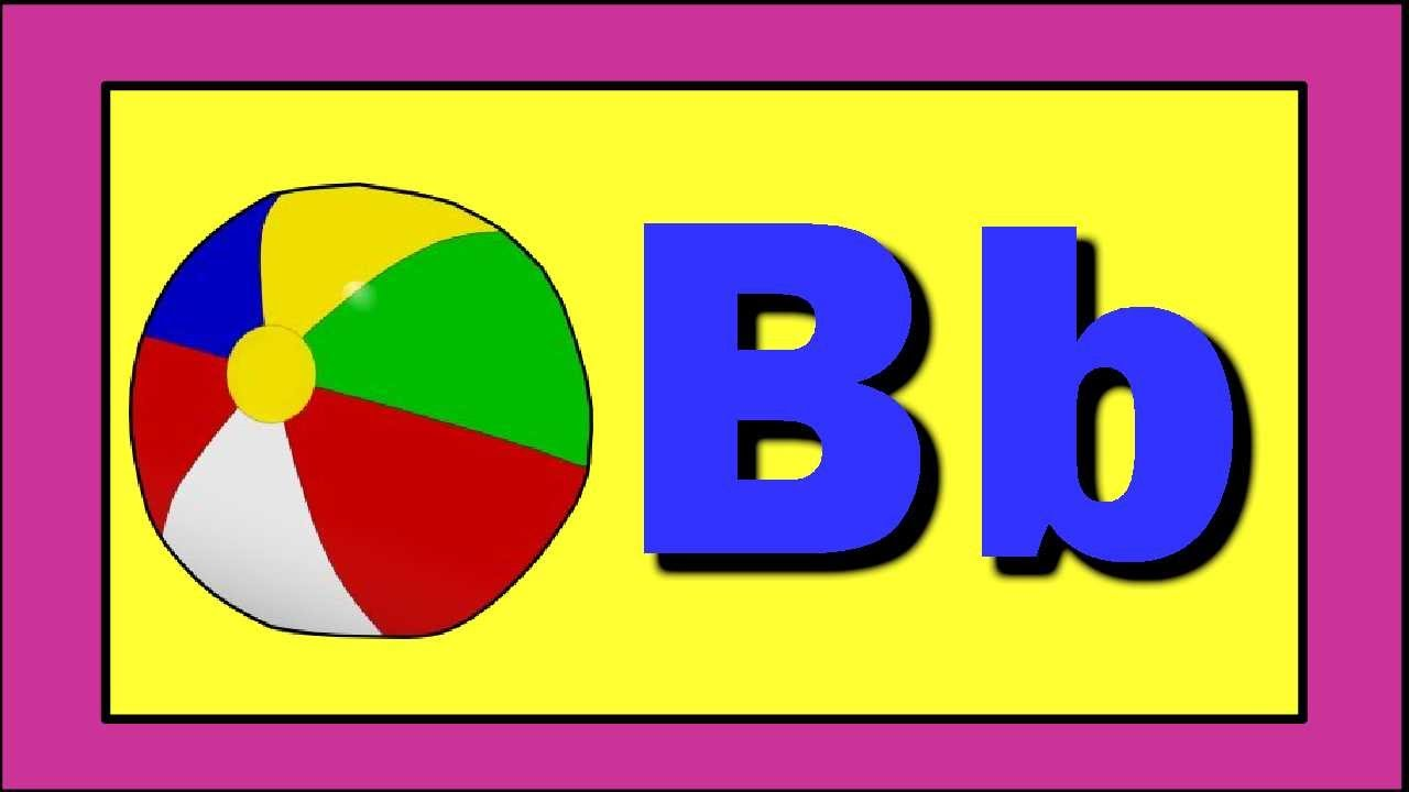 Images Of Things Starting With Letter B