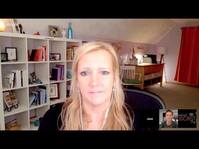 Jane Ellen & Jane Erbacher - The Power of Connection - International Podcast Day 2017