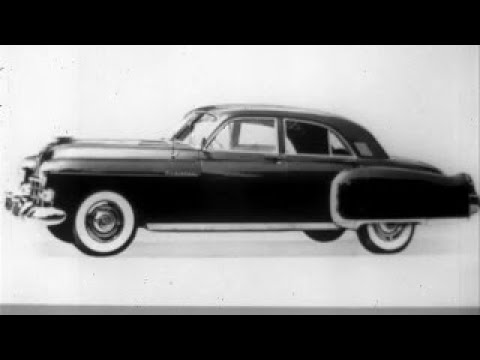 The Cadillac Years 1959 Automobile Educational Documentary WDTVLIVE42 - The Best Documentary Ever