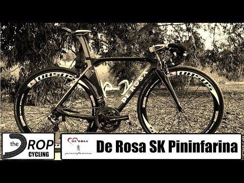 De Rosa SK Pininfarina road bike review | TDC BikeTech